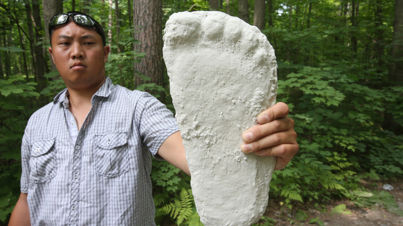a report on the existence of the big foot yeti and sasquatch Others claim that the video is evidence supporting the existence of a creature  sightings of their own big foot  sasquatch – the history of canada's.