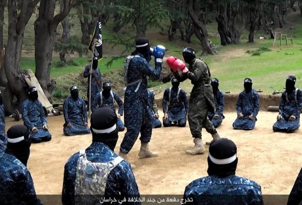 ISIS Khorasan 1