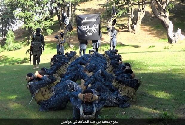ISIS Khorasan 2
