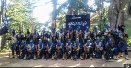 ISIS Shows Off Its First Graduating Class Of Soldiers In Afghanistan