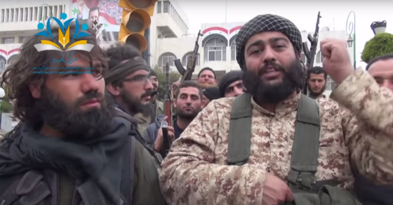 """Reeling Syrian Rebels Call For United Attack Against """"Ruthless"""" Russia"""