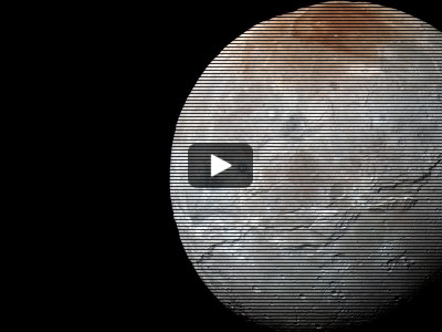 Pluto's Giant Moon Charon Takes The Spotlight