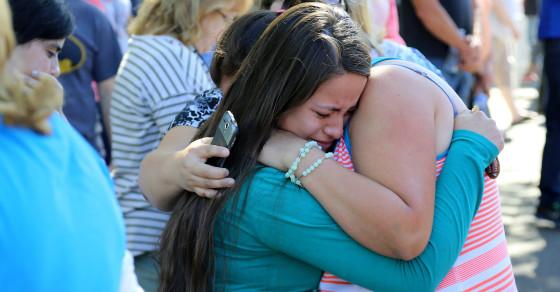 Gunman Kills Nine People At Oregon Community College