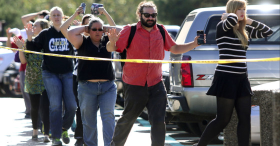 Reports: Oregon Shooter Identified As Chris Harper Mercer