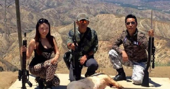 Wealthy Chinese Visitors Embark On Luxury Hunts