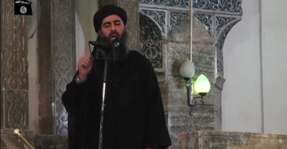 ISIS Supporters Reject Claims That Airstrike Hit Leader's Convoy