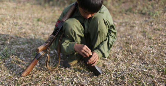 Obama Waives Sanctions Again For Countries Using Child Soldiers