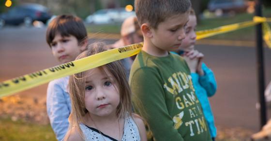 Guns Kill More School-Aged Kids Than Cops