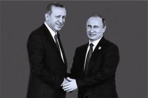 Turkey And Russia: True Frenemies When It Comes To Syria