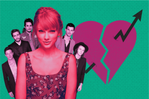 Which Taylor Swift Breakup Led To Her Biggest Hits?
