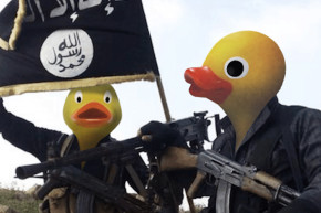 The Internet Fights ISIS With Photoshop