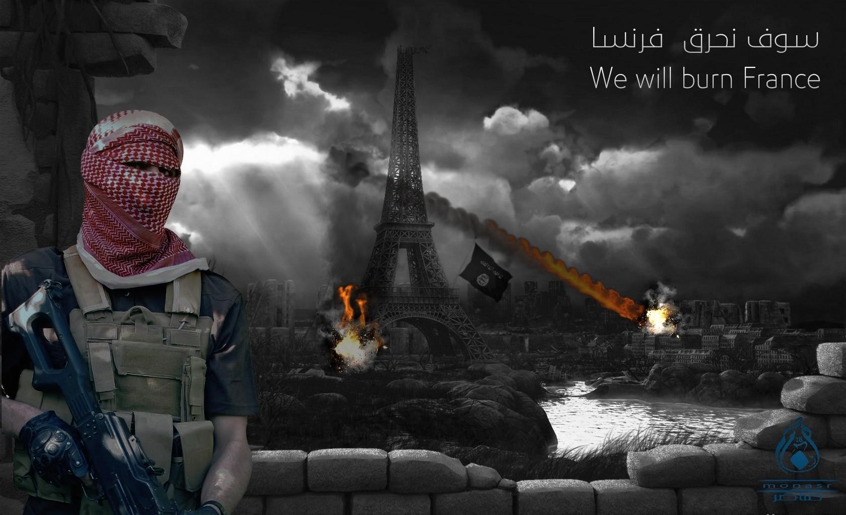 ISIS Paris Meme 3