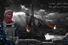 """ISIS Loyalists Gloat Over Paris Attacks With """"Paris On Fire"""" Memes"""