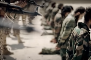 Al Qaeda Executes Dozens Of Syrian Soldiers In ISIS-Style Video