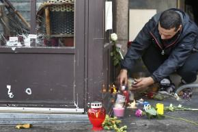 Paris Attacks: Suicide Bomber Identified As Ismaël Omar Mostefai