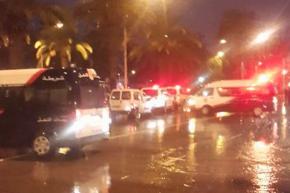 Explosion On Bus Carrying Tunisian Presidential Guard Kills 12