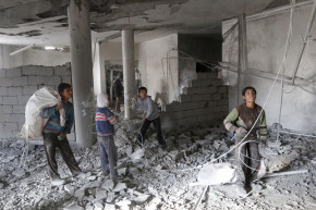 Have 15 Months Of U.S. Airstrikes Hurt ISIS At All?