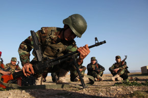 ISIS Under Siege: A Brief History Of The Fight For Sinjar