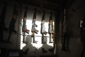 How Dark Net Arms Dealers Could Easily Smuggle Assault Weapons To Paris