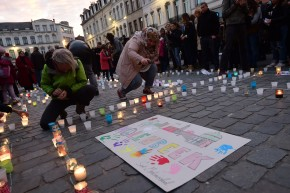 Europe's So-Called 'Jihadi Capital' Mourns Paris