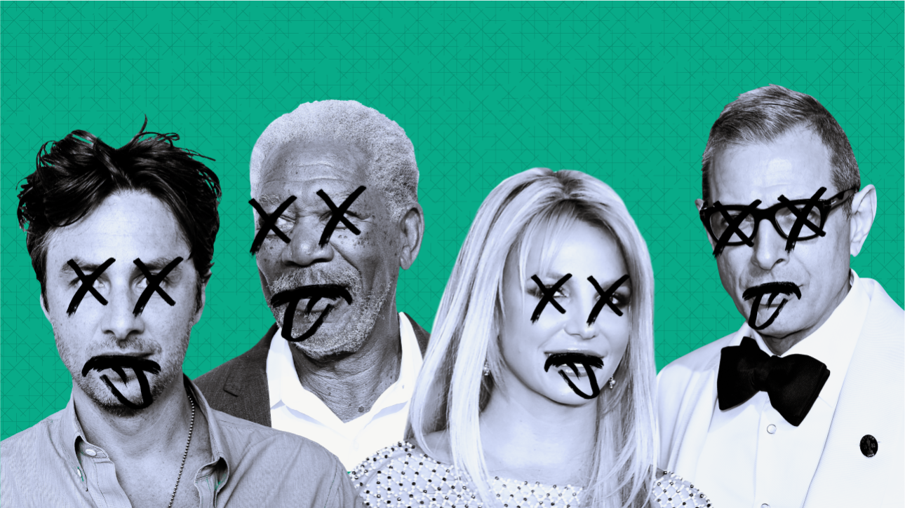#RIP: 16 Celebrities 'Killed' By Social Media - cheatsheet.com