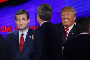 A Fight-By-Fight Guide To The Last 2015 GOP Debate