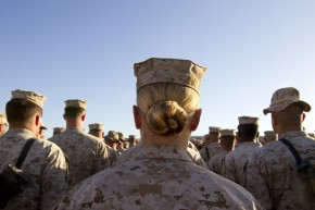 The Military's Elite Soldiers Are Afraid Of Women's Periods