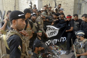 ISIS Supporters Panic Over Ramadi Loss