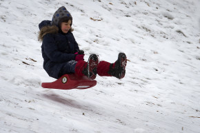 Snow Is Falling Way Later Than It Should Most Major Cities