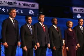 GOP Debate: Americans Dream Of Getting Some Actual Answers