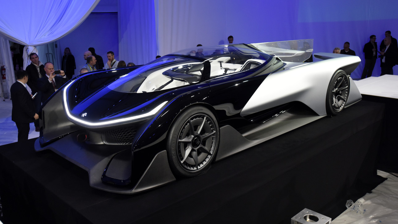Your New Sci Fi Dream Car Is Going After Tesla Vocativ