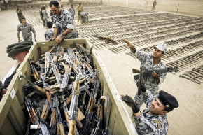 Black Market Arms Trade Booms On Iraqi Facebook Groups