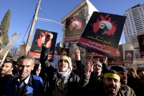 Meltdown Between Saudi Arabia And Iran Roils Unstable Middle East