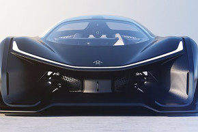 Watch: Video Of Super-Futuristic New Concept Car