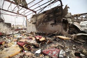 Saudi Bombs Keep Hitting Weddings In Yemen