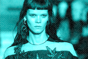 Alexander Wang's Grunge Princess Gown Takes The Crown
