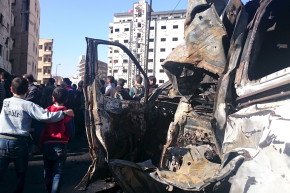 ISIS Claims Responsibility For Deadly Damascus Blast
