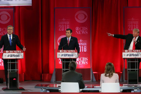 The Republican Debate That Went Off The Rails