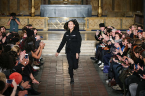 Alexander Wang's '90s Punk Dream Is Fashion Week's Hot Topic