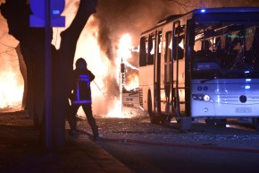 Deadly Explosion In Ankara, At Least 28 Killed