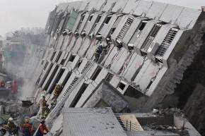 Taiwan Earthquake Kills At Least 14