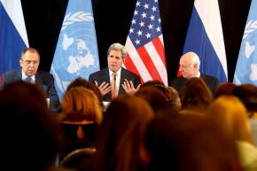John Kerry Announces Syria Ceasefire
