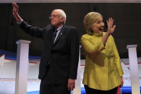 "Americans Forced To Choose Between Dem Debate And ""Scandal"""