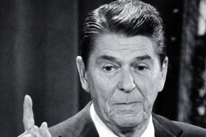 Here's What Happened When The KKK Endorsed Ronald Reagan