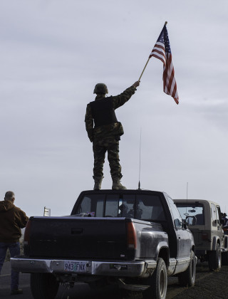 The Oregon Standoff Comes To A Dramatic End