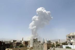 U.S Air Strike Kills Dozens Of ISIS Militants In Libya