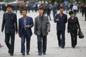 Black Market Fashion Drives Change In North Korea