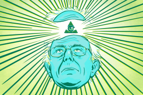 Bernie Sanders Supporters Are Pumping Out Conspiracy Theories