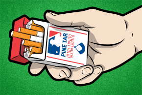 How Major League Baseball Got Addicted To Tobacco