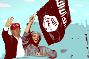 """Why Trump Is The """"Perfect"""" Presidential Choice For ISIS"""